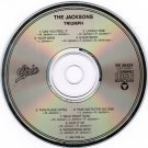 The Jacksons Triumph CD