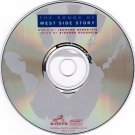 The Songs Of The West Side Story Music CD Soundtrack