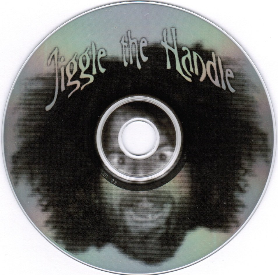 Jiggle The Handle �Mrs White's Party CD