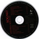 Sogno by Andrea Bocelli CD