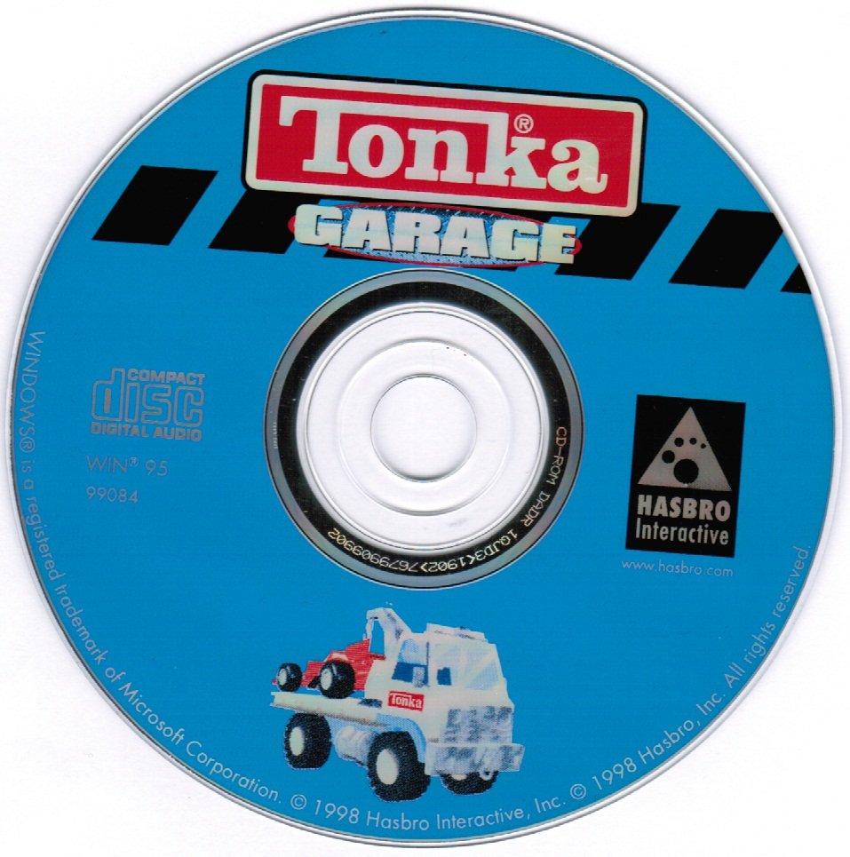 Tonka Garage PC Game