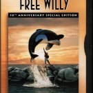 Free Willy DVD