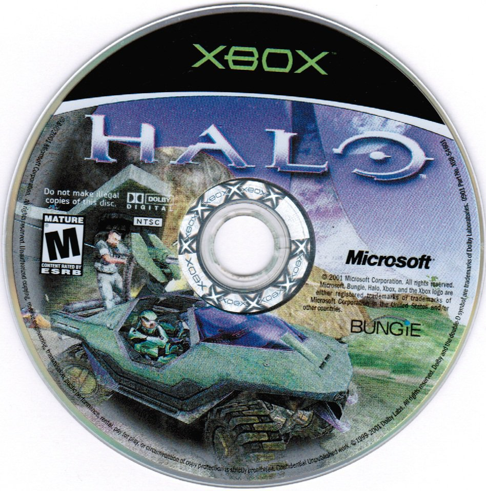 Halo Combat Evolved Xbox