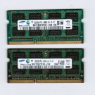 Samsung 4GB DDR3 RAM Memory For Laptop Notebook