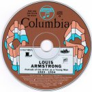 Louis Armstrong Portrait of the Artist as a Young Man CD