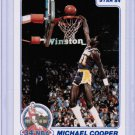 1984 Star Michael Cooper #2 Rookie NMMT