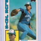 1984 Topps Traded Jimmy Key #62T Rookie NMMT