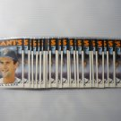 Lot of 25 1986 Topps Traded Will Clark #24T Rookie NMMT