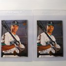 Lot of 2 1994 SP Authentic Alex Rodriguez #15 Rookie Cards