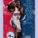 1996 Skybox Premium Allen Iverson #216 Rookie MINT