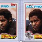 1982 Topps Tony Dorsett #311 NMMT