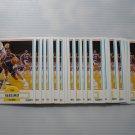 Lot of 25 1991-92 Fleer Tim Hardaway #63 Rookie NMMT