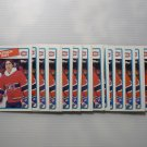 Lot of 25 1988-89 Topps Patrick Roy #116 NMMT