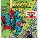 Action Comics #464 1976 DC Superman Battles The Force Field