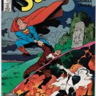 Superman #23 DC Comic 1988 Origin of Silver Banshee
