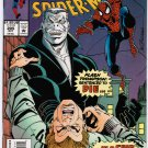 The Spectacular Spider-Man #205 Marvel Comic 1993 Death by Tombstone Part 2