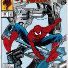 Spiderman #28 Marvel Comics 1992 Something About A Gun Conclusion