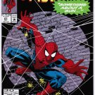 Spiderman #27 Marvel Comics 1990 Something About a Gun