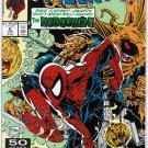 Spiderman #6 Marvel Comic 1990 Hobgoblin Masques Part 1 Todd McFarlane
