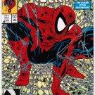Spiderman #1 1990 Marvel Comics Legend of Arachknight Part 1 of 5 Torment