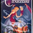Cinderella Disney VHS