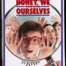 Honey We Shrunk Ourselves Disney VHS