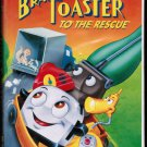 The Brave Little Toaster To The Rescue Disney VHS