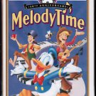 Melody Time Disney VHS 50th Anniversary Masterpiece Edition