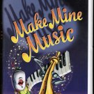 Make Mine Music Disney VHS Gold Collection