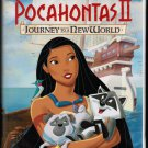 Walt Disney's Pocahontas II Journey To A New World VHS