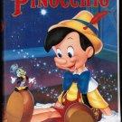 Walt Disney's Pinocchino VHS Masterpiece Edition