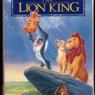 Walt Disney's The Lion King VHS Masterpiece Edition