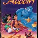 Walt Disney's Aladdin VHS  Black Diamond Classics