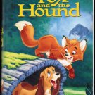 Walt Disney's The Fox and The Hound VHS Black Diamond Classics