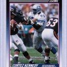 1990 Score Traded Supplemental Cortez Kennedy #68T Rookie NMMT