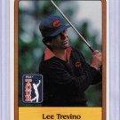 1981 Donruss Golf Lee Trevino #2 Rookie EX
