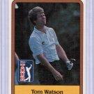 1981 Donruss Golf Tom Watson #1 Rookie NRMT