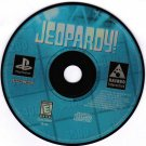 Jeopardy Playstation 1 PS1 Game Hasbro