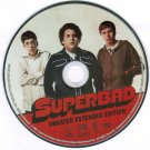 Superbad Unrated Extended Version DVD