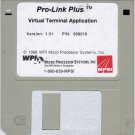 Pro Link Plus Virtual Terminal Application V 1.01 Software and Manuals PN 808019