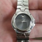 Genuine Movado Woman's Stainless Steel Museum Watch 1043269 47A4082N