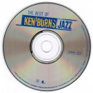 The Best of Ken Burns Jazz Various Artists CD