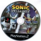 Sonic Unleashed PS2