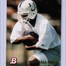 1994 Bowman Marshall Faulk #2 Rookie MINT