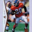 1995 SP Authentic Terrell Davis #130 Rookie GEM MINT