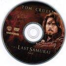 The Last Samurai DVD Tom Cruise