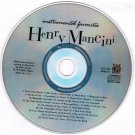 Henry Mancini Instrumental Favorites CD 1994 Time Life Collection