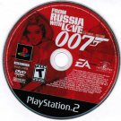 007 From Russia With Love PS2 Playstation 2 Game