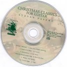 Christmas Classics For Guitar by Stevan Pasero CD