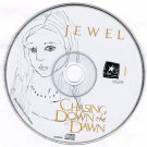 Chasing Down the Dawn by Jewel CD Disc 1 Only